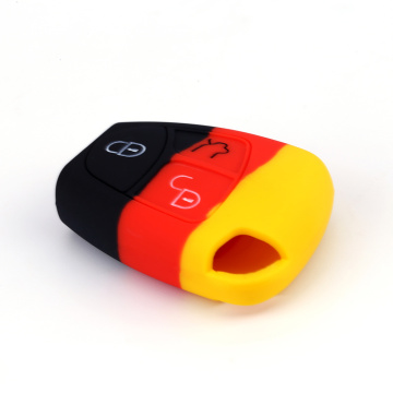 Silicone Key Case don Mercedes