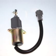 12V Shut Off Stop Solenoid 129953-77811 for Yanmar