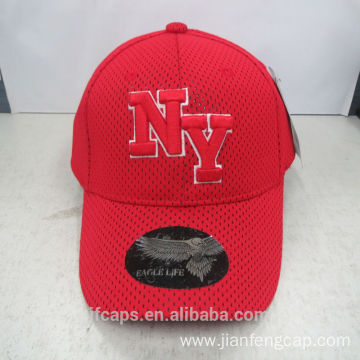3D embroidery sport baseball hat