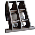 investment castings for train parts