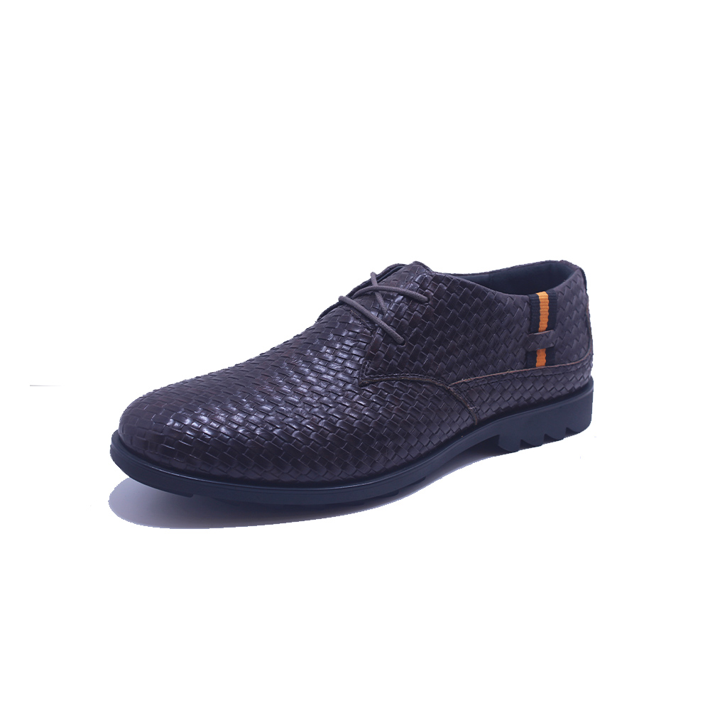 Black Shoes For Man