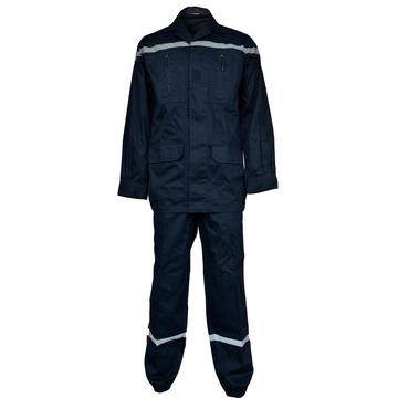 Cotton Fire Resistant Work Jacket and Pants