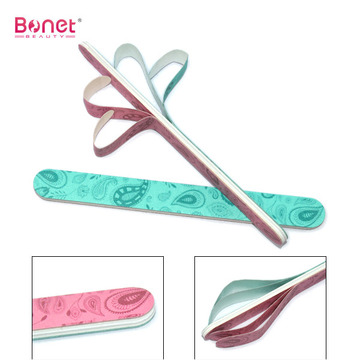 Beauty Multilayer Manicure Disposable EVA Nail File