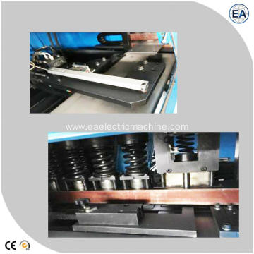 CNC Hydraulic Busbar Punching And Shearing Machine