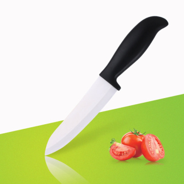 6 Inches White Ceramic Knife Chef  Knife