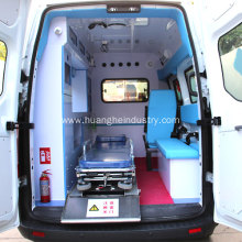 cheap negative pressure ambulance car for sale