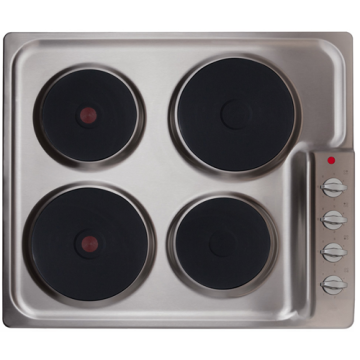 CDA Electric Hobs 4 Cooking Zone
