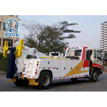 Wrecker Tow Truck 10 Ton Recovery Truck