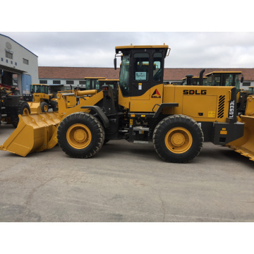 1.8cbm wheel loader for engineering and construction work