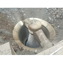 Underground Heavy Duty Gyratory Crusher