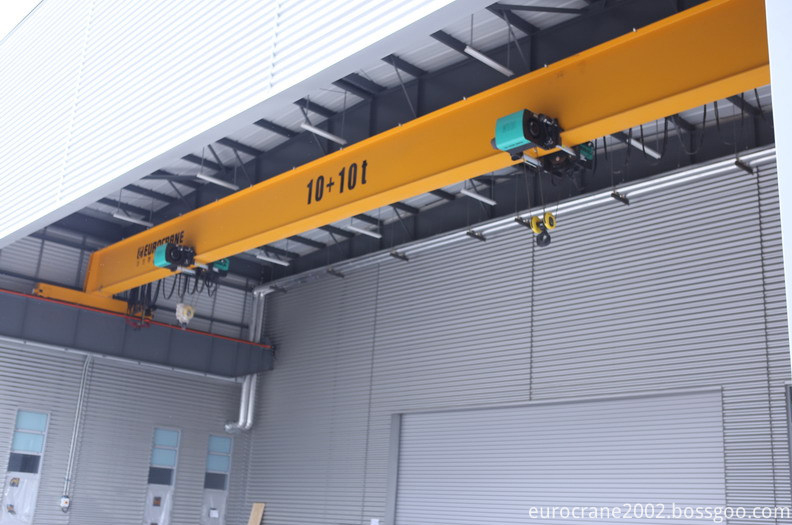 single girder crane 15t