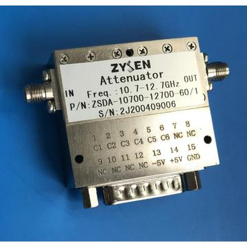 17.7 to 21.7GHz Digital Attenuator