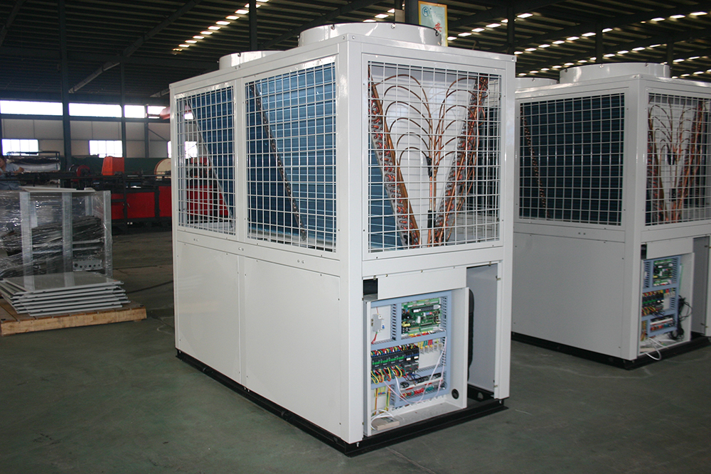 Dairy Water Chiller