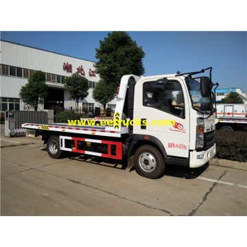 4tons SINOTRUK HOWO Road Rescue Trucks