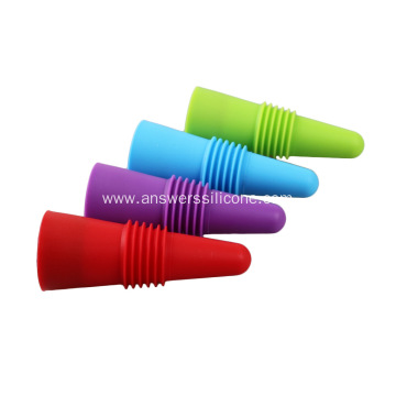 Rubber Silicone Wine Bottle Stopper/Bung Plug