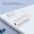 High speed USB to RJ45 USB 2.0 to High Speed Ethernet Network LAN Adapter Card 10Mbps Adapter for PC Laptop windows7 LAN adapter