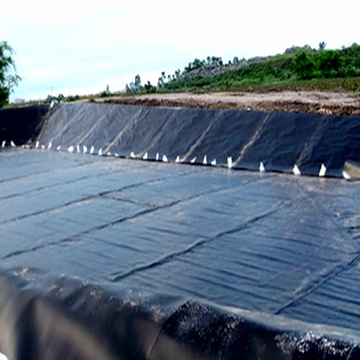 hdpe plastic roll sheet reinforced pond liner