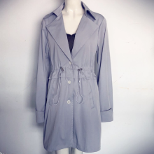 Women Long Girls Oem Fashion Coat