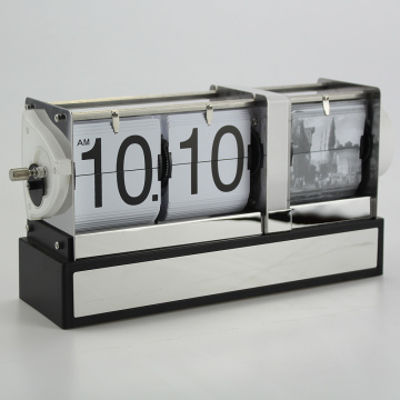 Advertising Flipping Clocks for Decor