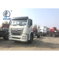 Tractor Truck Head 6 Wheels 290HP Prime Mover