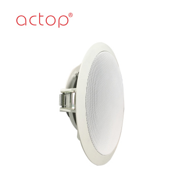 Clear sound quality 165MM Speaker  for Guest  Hotel Room Control Management System