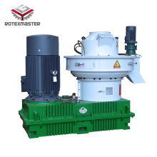 Electric Box Wood Pellet Mill Machine
