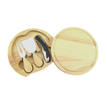 Cheese Tools Set 3 Piece Knife with opener