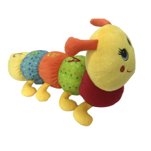 Plush Eight Feet Ring Worm