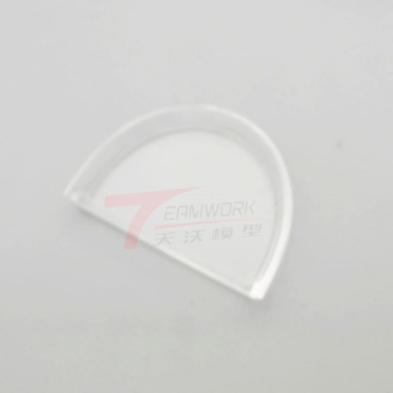 PMMA PC plastic injection molding parts SLA SLS