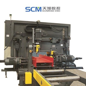 Steel Beam Channel CNC Drilling Machine