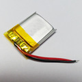 252026 95mah medical equipment polymer lithium battery