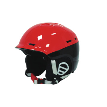 Classic matte Ski Helmet for skiing