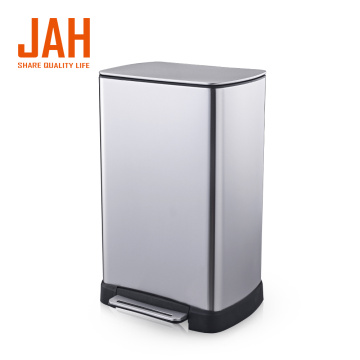 JAH 20L Foot Step Pedal Household Trash Bin