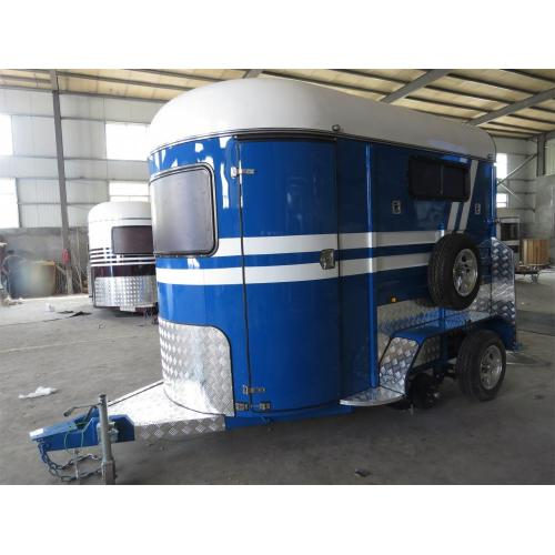Australian Straight Load Horse Trailers
