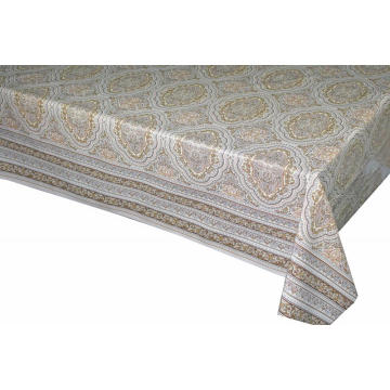 Pvc Printed fitted table covers Table Linens Toronto