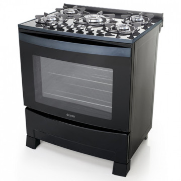 Modern Ovens Mueller with 5-Burner