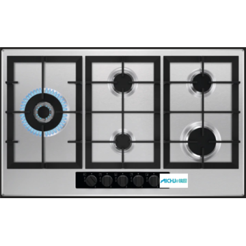 Gas Hob With Wok Burner AEG Parts UK
