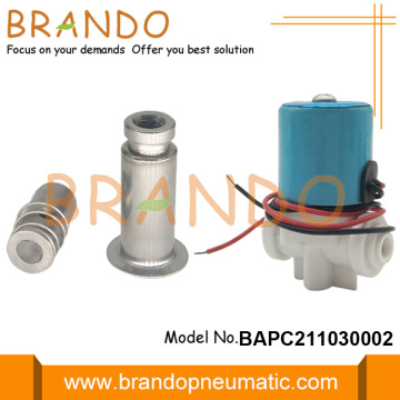 RO SV Solenoid Valve Armature Plunger Tube Assembly