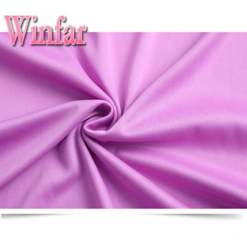 Lining 75D Polyester Knit Interlock Fabric Textile