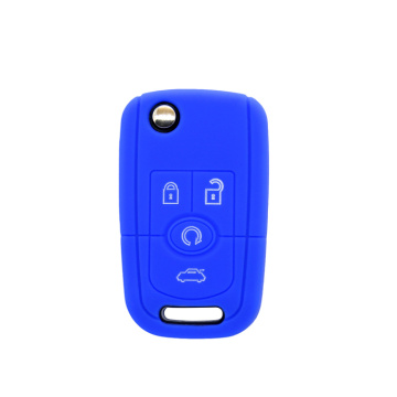 Buick smart silicon car key cover