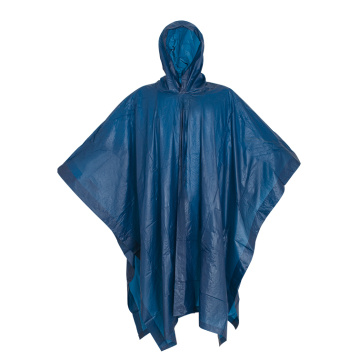 Disposable PVC Adult Rain Ponchos Rainwear