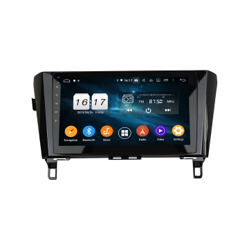 Android auto radio car stereo for Qashqai 2014