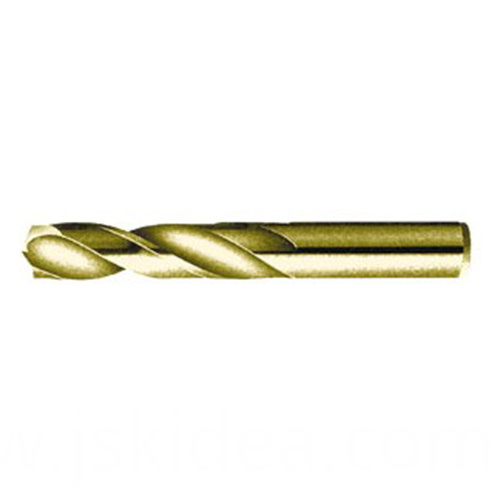 Titanium Coated Twist Drill