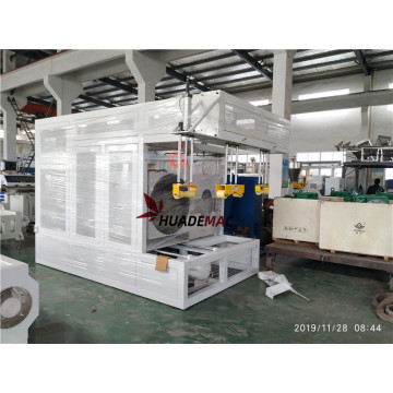 PVC large pipe production line