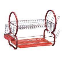 2 Tier Kitchen Dish Rack