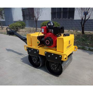 Honda engine diesel engine starting road roller