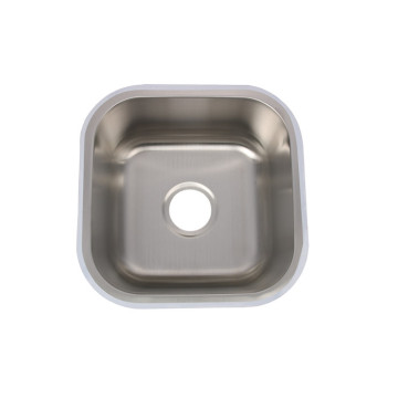 Small Stainless Steel Corner Sink