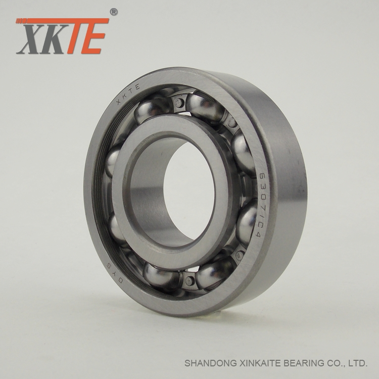 Single Row Radial Ball Bearing 6307 C4