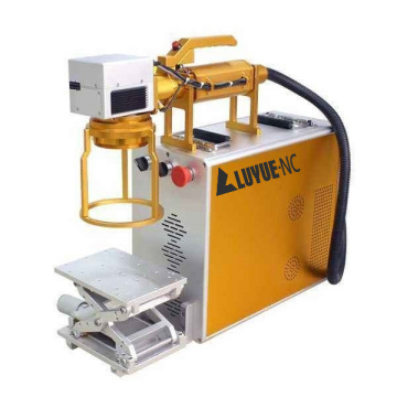 Portable Metal Laser Engraving Machine 20w