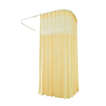 Hospital room curtain dust curtain